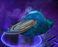Sharkbite Surfboard
