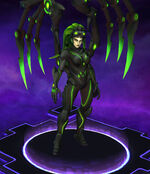 Kerrigan - Queen of Ghosts - Vespene