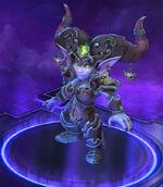 Chromie - Fel Qeen - Violet