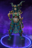 Alexstrasza - The Life-Binder - Jade
