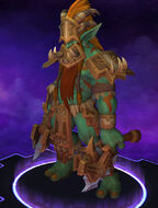 Zul'jin - Warbringer - Jungle