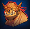 Spray - Stylized - Cartoon Garrosh