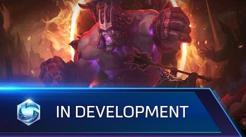 In Development New Battleground – Infernal Shrines
