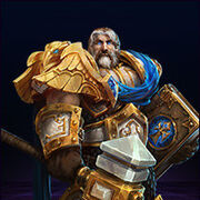 Uther - Hero - Heroes of the Storm