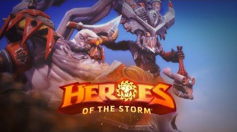 Heroes of the Storm Raiders of Warchrome