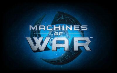 Machines of War Splash