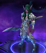 Tyrande - High Priestess of Elune