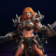 Sonya - Hero - Heroes of the Storm