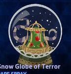 Spray - Snow Globe of Terror