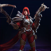 Valla - Hero - Heroes of the Storm