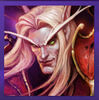 WOW Kael'thas Portrait