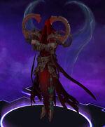 Malthael - Grave Warden - Crimson