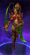 Valeera - Demon Hunter - Crimson