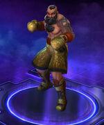 Kharazim - Dropkick - Champion