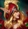 WC - Stylized Valeera Portrait