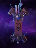 Dominion Terran Warbanner