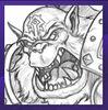 Orc Portrait