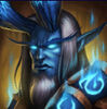Portrait - Druid of the Flame Malfurion
