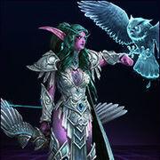 Tyrande - Hero - Heroes of the Storm