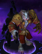 Greymane - Hunter - Worgen - Cursed