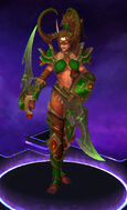 Valeera - Demon Hunter - Wild