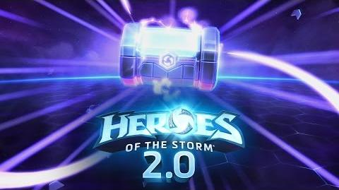 Heroes of the Storm – Progression 2.0 Preview