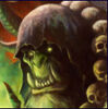 WC - Canvas Gul'dan Portrait
