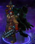 Greymane - Doctor Wolf and Stein - Inferno