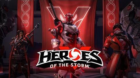 Heroes of the Storm Viper Ascendant
