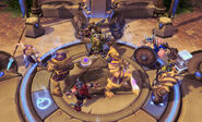 Blizzcon14 Heroes SkyTemple JainaVikings