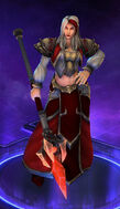 Jaina - Theramore - Ruby
