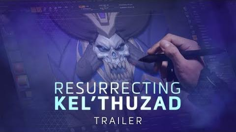 Resurrecting Kel'Thuzad Trailer – Heroes of the Storm