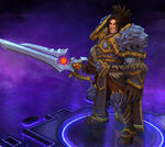 Varian - High King of the Alliance