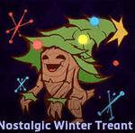 Spray - Nostalgic Winter Treant