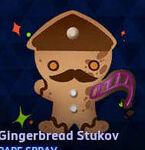 Spray - Gingerbread Stukov