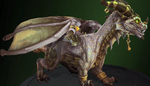 Alexstrasza - Bronze dragonflight dragon