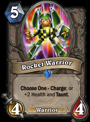 RocketWarrior