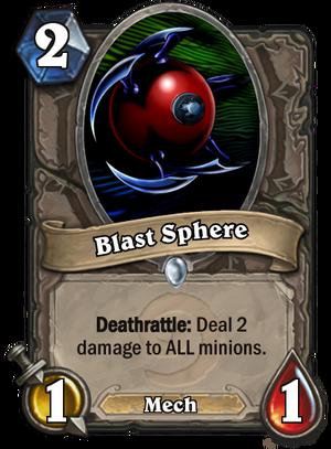 Blastsphere