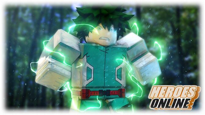 Heroes Online Wiki | FANDOM powered by Wikia