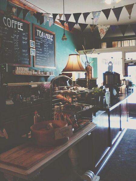 Nell's Coffe Shop