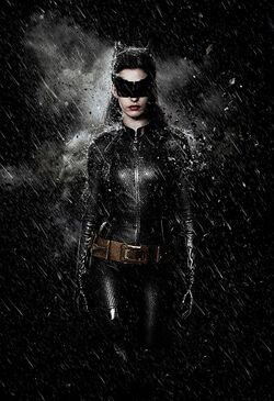 Selina 'Catwoman' Kyle