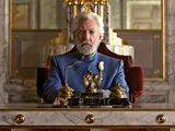 President Coriolanus Snow