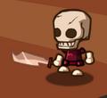 Skel sword brn armor