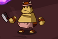 Troll cleaver