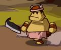 Ogre giant sword