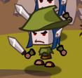 Wood elves swords