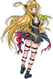 Golden Darkness (To Love-ru) 00