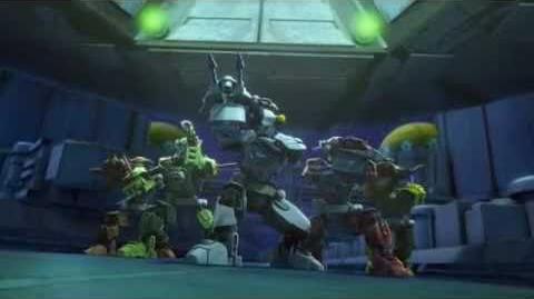 Hero Factory Stormer