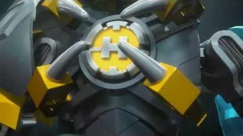 LEGO® Hero Factory Brain Attack - 1st Webisode Trailer 2013