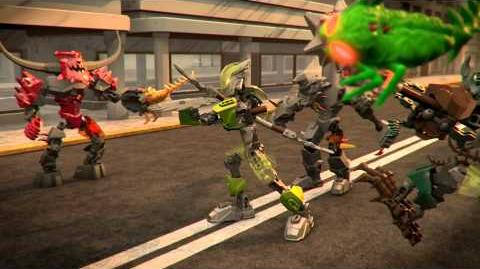 LEGO® Hero Factory Brain Attack - Breez vs Ogrum TV Commercial (EN) HD